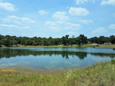 Athens Acreage For Sale: 6201 Fm 1861