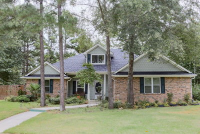 Single Family Home For Sale: 1024 Pebblebrook Court