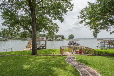 Mabank Single Family Home For Sale: 2139 Lake View Lane