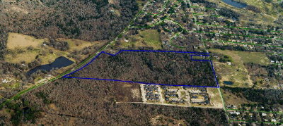 Athens Acreage For Sale: 1000 County Road 2494