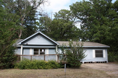 Single Family Home For Sale: 121 Pawnee Trail
