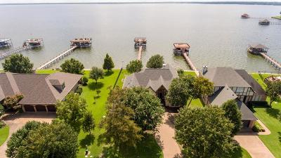 Mabank Single Family Home For Sale: 290 Saint Andrews Drive