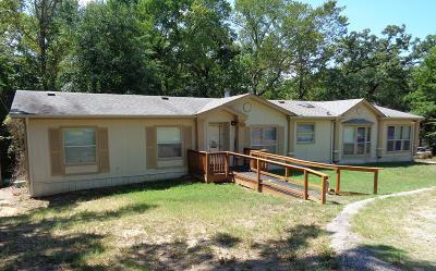 Mabank Single Family Home For Sale: 11222 Lakeside Lane