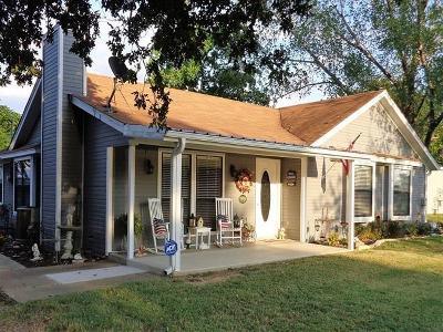 Single Family Home For Sale: 306 Triangle Ranch Road