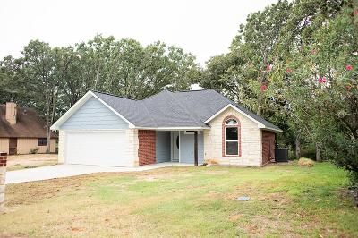 Single Family Home For Sale: 18121 Briarwood Drive