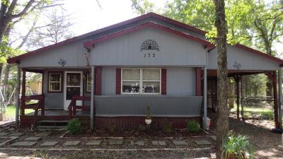 Mabank Single Family Home For Sale: 172 Albany Drive