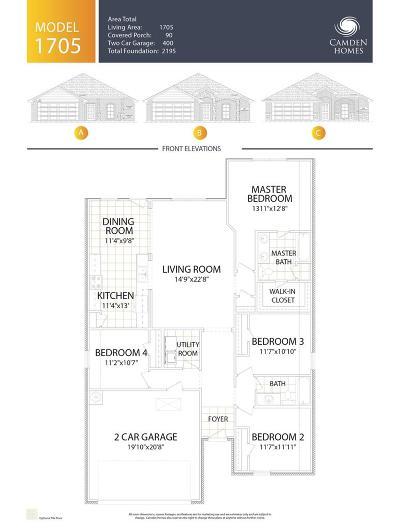 Single Family Home For Sale: 103 Springleaf Ln