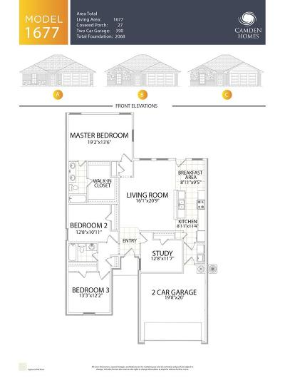 Single Family Home For Sale: 101 Springleaf Ln