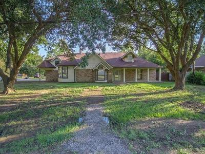 Mabank Single Family Home For Sale: 606 E Market Street