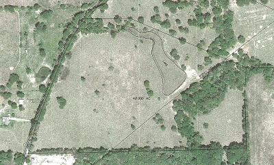 Acreage For Sale: 15401 County Road 1315
