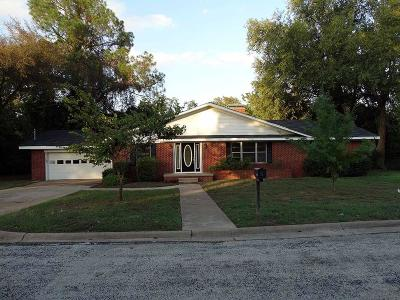 Athens Single Family Home For Sale: 206 Freeman