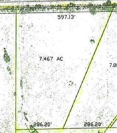 Acreage For Sale: 11480 County Road 1313