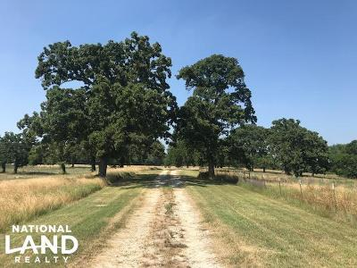 Eustace Acreage For Sale: 9639 Fm 1861