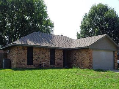Mabank Single Family Home For Sale: 1109 Andrea Dr