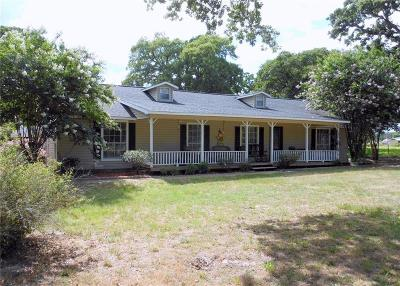 Athens Single Family Home For Sale: 10850 Brown Rd