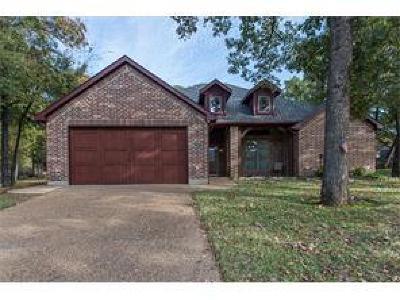 Mabank Single Family Home For Sale: 110 Pinehurst Drive