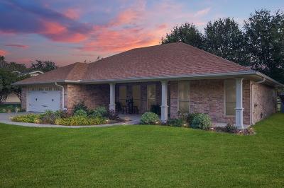 Mabank Single Family Home For Sale: 406 E Market Street