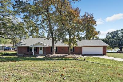 Eustace Single Family Home For Sale: 168 Vista Drive