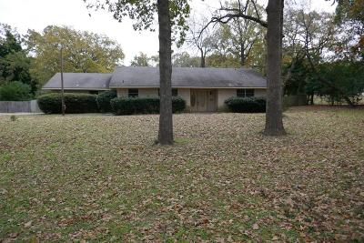 Athens TX Single Family Home For Sale: $159,000