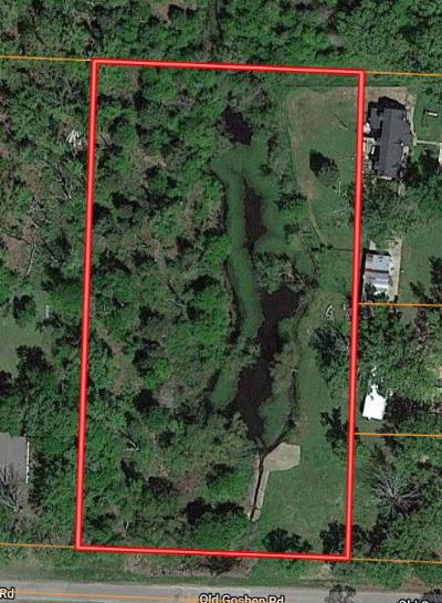 Eustace Acreage For Sale: Old Goshen Road