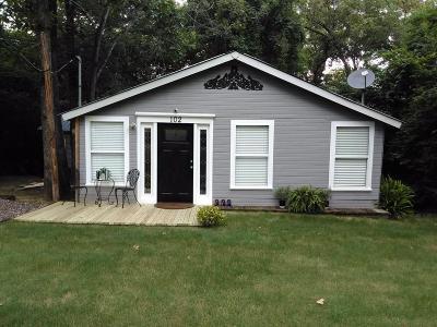 Malakoff Single Family Home For Sale: 102 Crocker Drive
