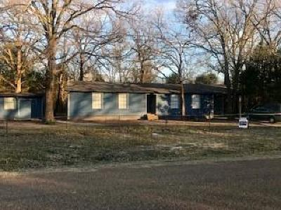 Mabank Single Family Home For Sale: 8018 Double Bridge Road