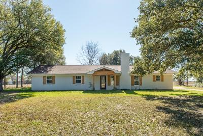 Single Family Home For Sale: 12851 County Road 1309