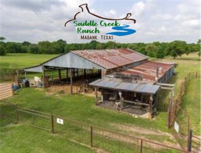 Mabank Acreage For Sale: 14271 County Road 4012
