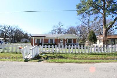 Malakoff Single Family Home For Sale: 601 N Martin