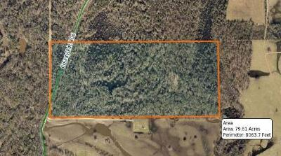 Murchison Acreage For Sale: County Road 3608