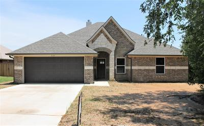 Single Family Home For Sale: 234 Rudder Road