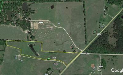 Athens Acreage For Sale: Fm 59