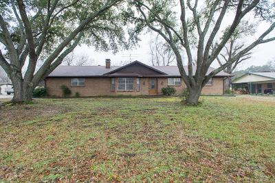 Malakoff Single Family Home Under Contract: 509 Hillcrest