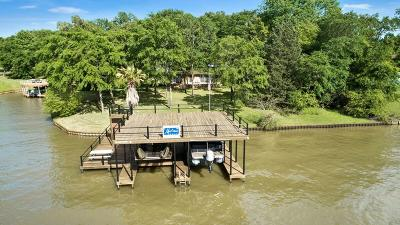 Mabank Single Family Home For Sale: 226 Shady Shores