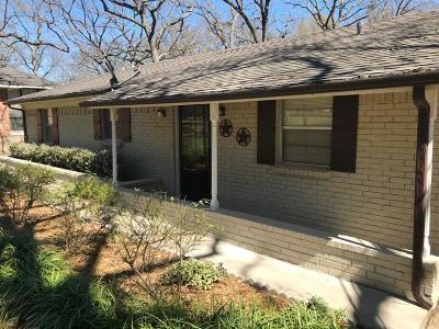 Malakoff Single Family Home For Sale: 243 Shoreline Drive