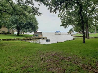 Mabank Single Family Home For Sale: 196 Bay Drive