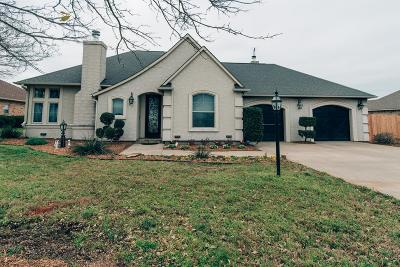 Mabank Single Family Home For Sale: 17735 Fm 3080