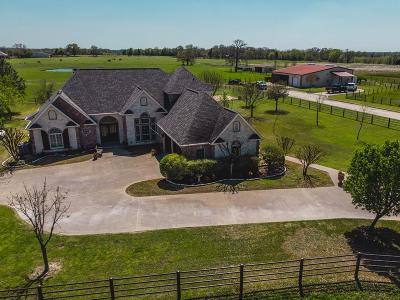 Mabank Single Family Home Under Contract: 5001 Fm 3080