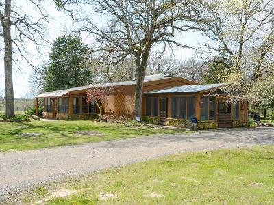 Athens Acreage For Sale: 12300 Fm 1615