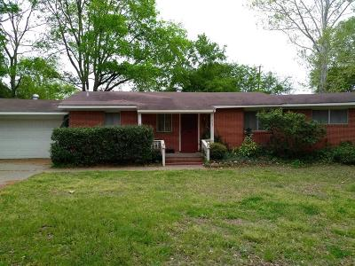 Athens Single Family Home For Sale: 603 Laurel