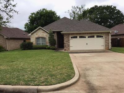 Single Family Home For Sale: 607 Lantana