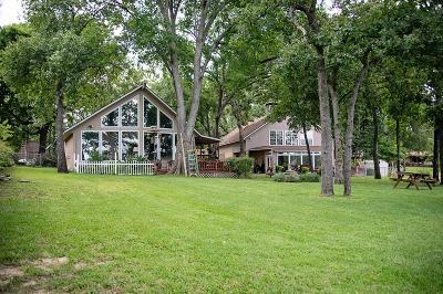 Mabank TX Single Family Home For Sale: $1,190,000