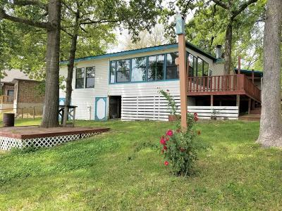 Mabank Single Family Home For Sale: 206 Sunray