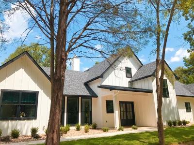 Larue Single Family Home For Sale: 9203 Mallard Way