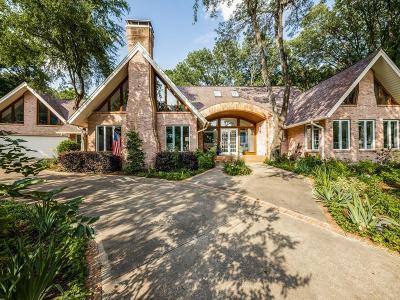 Mabank Single Family Home For Sale: 104 Enchanted Isles Cir