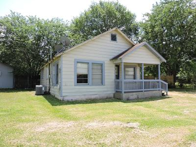 Mabank Single Family Home For Sale: 408 N Third