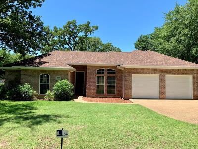 Mabank Single Family Home For Sale: 113 Southern Pine Place