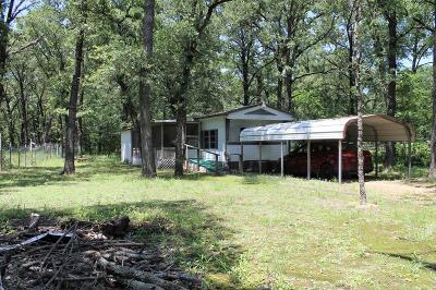 Single Family Home For Sale: 340 E Golden Oaks Drive
