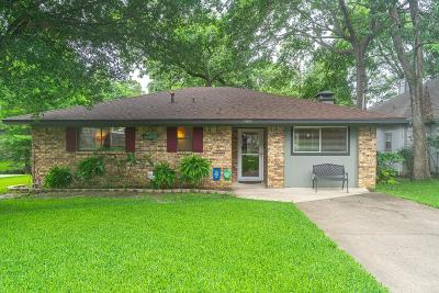 Single Family Home For Sale: 1909 Scenic Drive