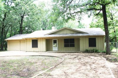 Malakoff Single Family Home For Sale: 14320 Daniel Boone Lane